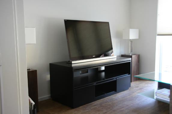 Tv audio meubel op maat