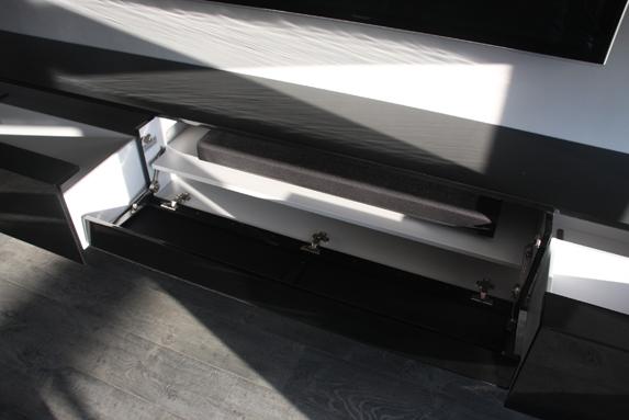 High End Media meubel zwevend speakerdoek