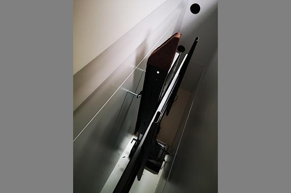 tv kast met lift op maat
